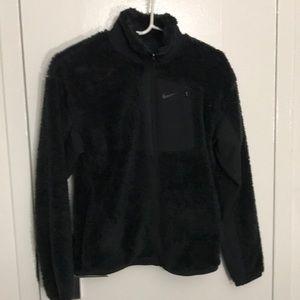 Nike zip up Fleece